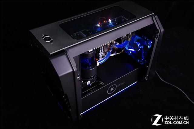 「Z玩主」全金属狂潮 水冷钢炮进化论