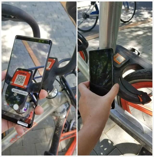 NFC解锁摩拜单车下月亮相 贴近即开