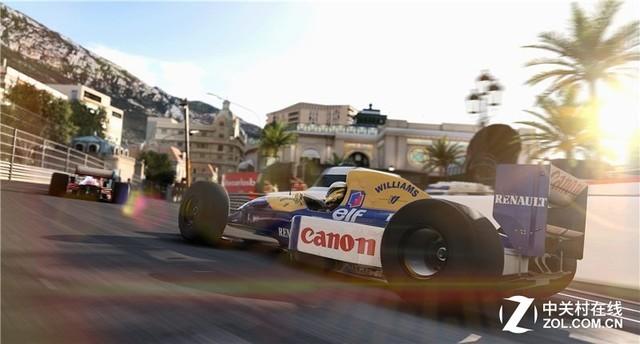 F1赛事官方游戏2017版发售 首发简中