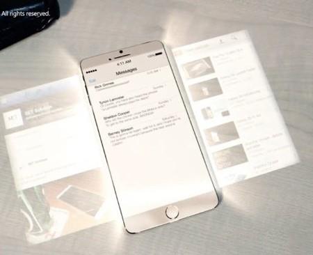 就一块玻璃 五年后的iPhone和我的一天
