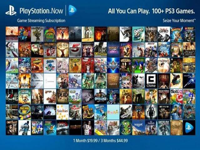 索尼PS Now大倒退:今后仅支持PC和PS4