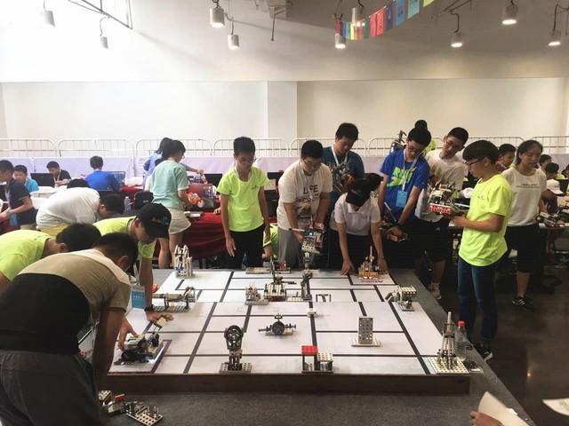 世界机器人大赛隆重开赛,WER赛项获大咖点赞
