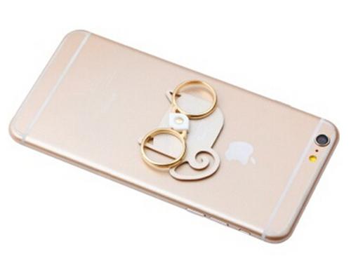 幻响(i-mu)百变羊 创意指环扣 手机支架