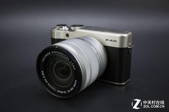 入门相机也要有逼格 富士X-A10无反评测