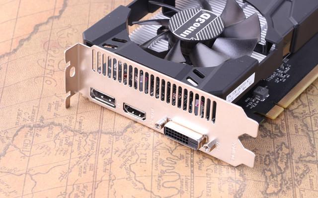 老电脑直接撸 高能省电1050Ti黑金至尊