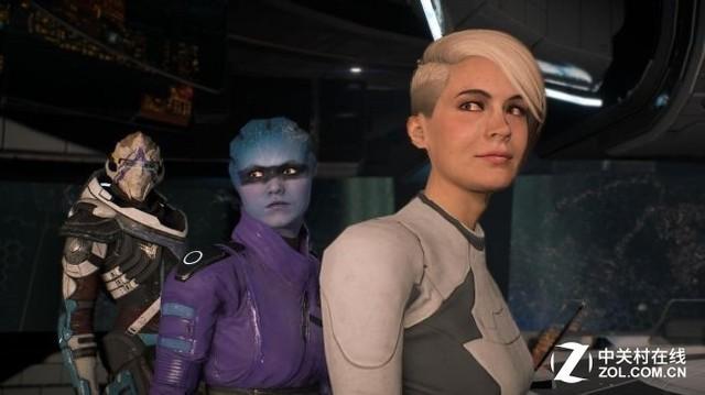 EA副总裁谈质量效应仙女座:指责有失公正