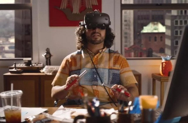 微软申请增强现实魔杖专利 具有手指护罩