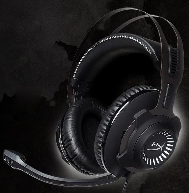 HyperXCloudRevolver黑鹰耳机带你绝地求生