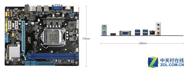 实惠新平台小板 昂达B150S全固版339元