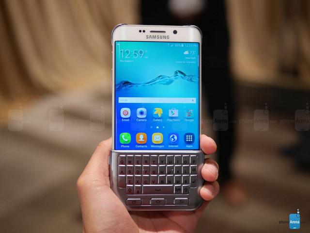 三星将为Galaxy S7搭配键盘保护壳等配件