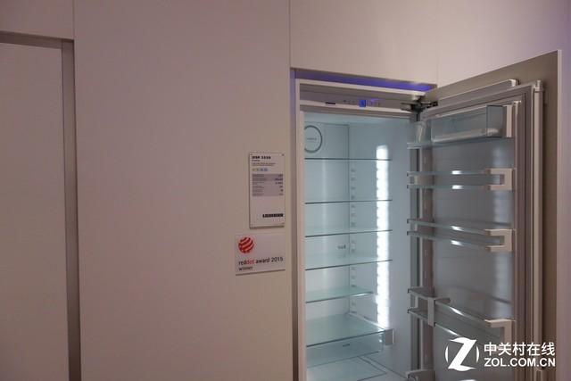 冰箱中的贵族 利勃海尔亮相IFA展会