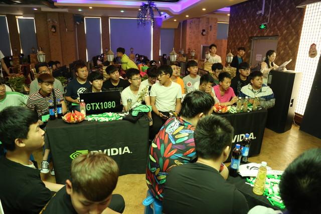GTX1080亲密接触 NVIDIA沈阳精英会落幕