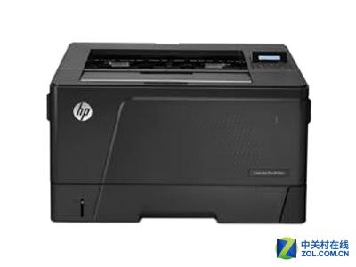 商用首选 HP M706n 打印机热卖仅10999