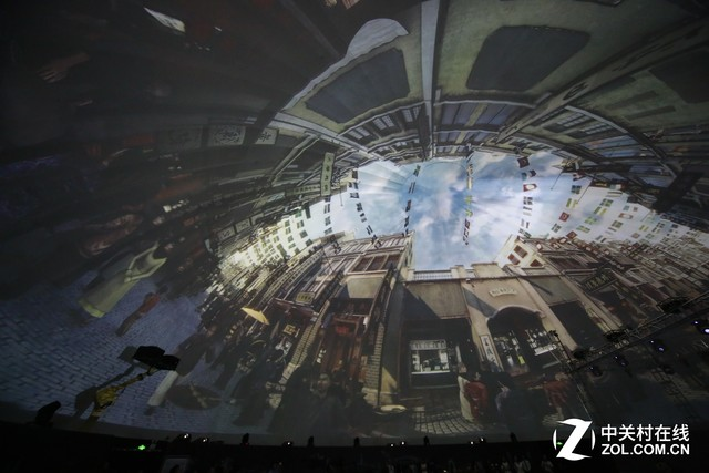 灯光节夺目 Vivitek为广州注入新科技