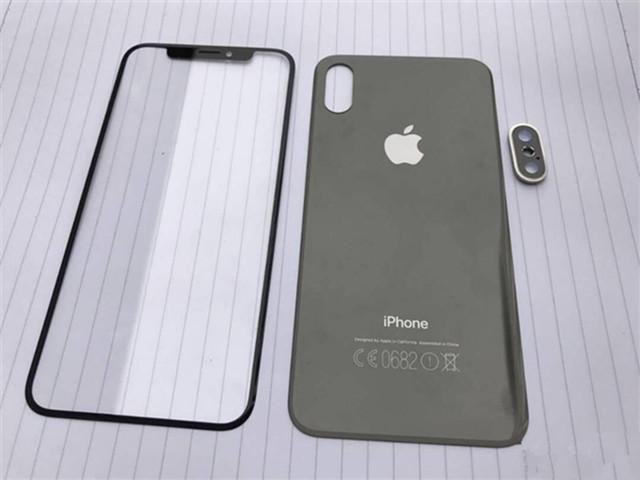 iPhone8被深扒:疑似前后面板谍照曝光