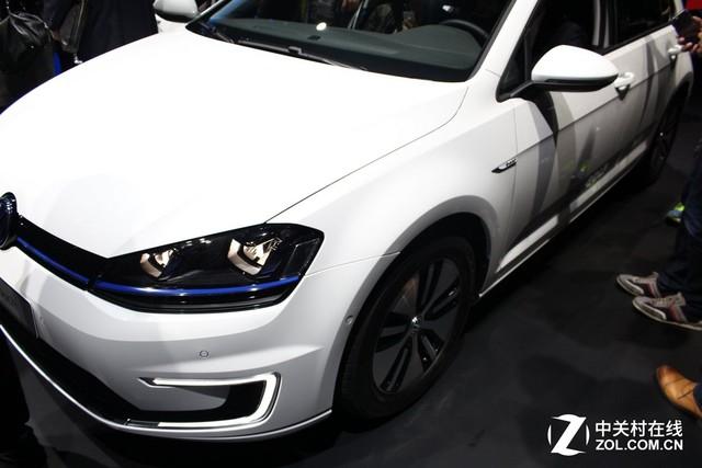 2016CES展会:大众两款纯电动新车亮相