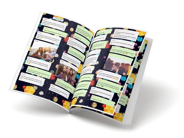如果可能 你会把聊天记录打印成书么?