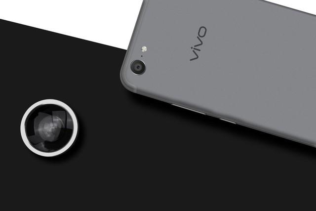 时尚自拍旗舰vivo X9Plus星空灰现已上市
