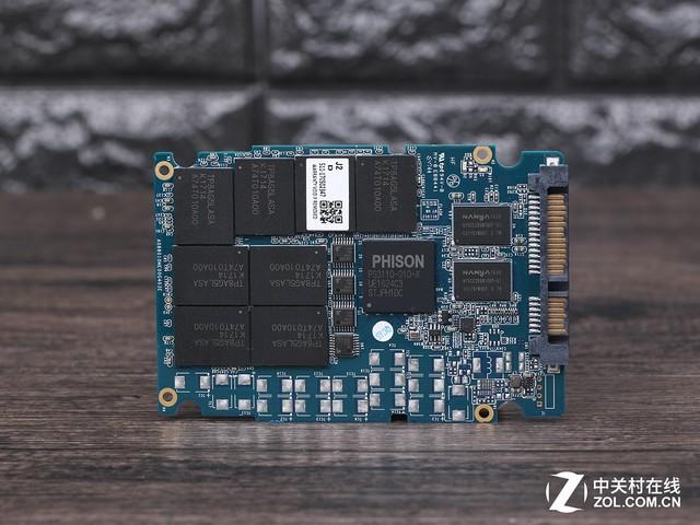狂虐机械硬盘 影驰铠甲战将2TB SSD首测