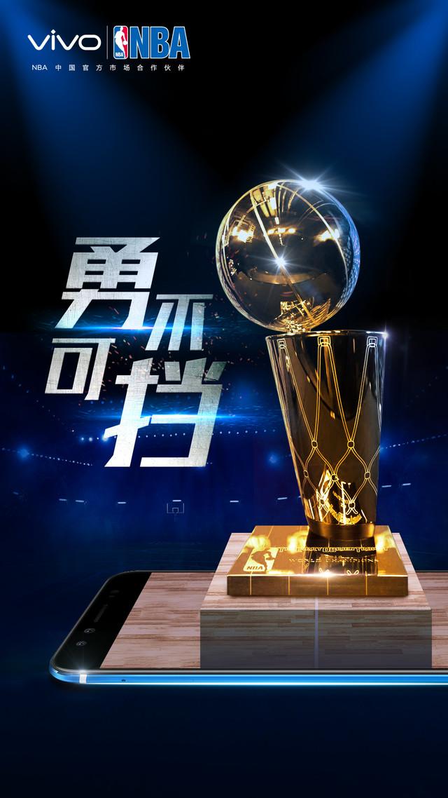 王者归来!vivo代言人库里赢得NBA总冠军