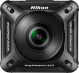 尼康相机搭载360°视频拍摄功能 进军运动相机市场
