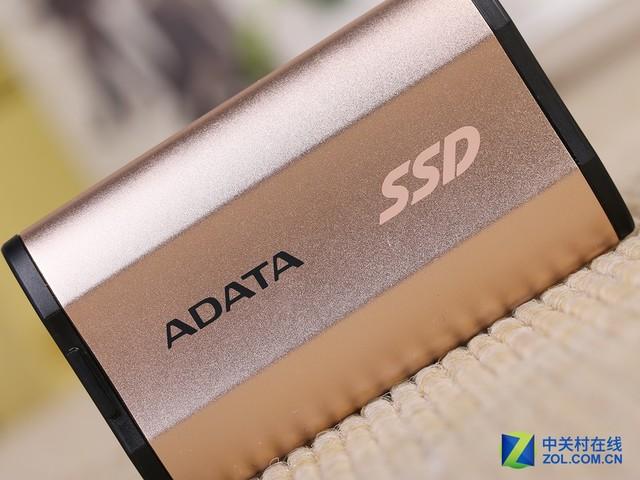 良心MLC内置闪存 威刚SE730移动SSD评测