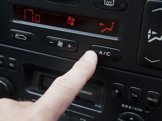 车内空调虽爽 但要注意正确的开启模式