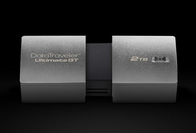 金士顿发布DTU GT 2TB极速闪存盘