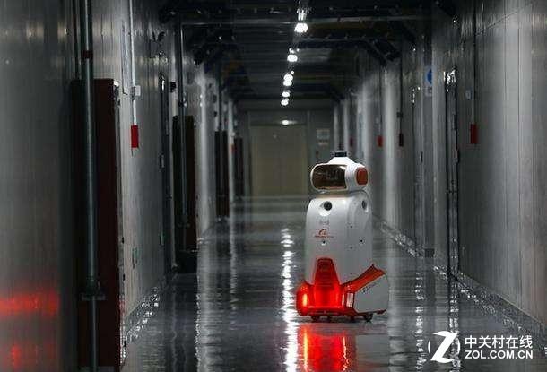 今年双十一不加班 机器人成最大看点