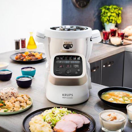 生活智,爱美食厨房机器人体验活动开始报名