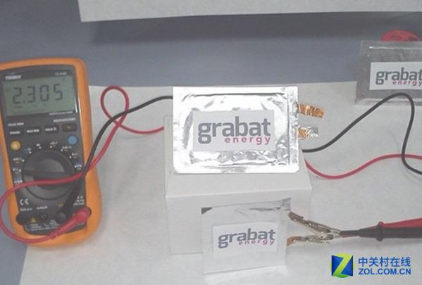 石墨烯电池-与里程焦虑说再见 电池黑科技发展迅速高清图片