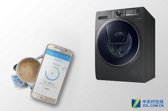 智能控制从容洗涤 三星洗衣机优惠进行时