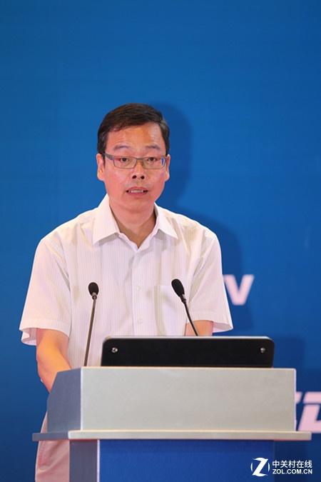 "BIRTV 2015:钱岳林""打造中国广播2.0"""