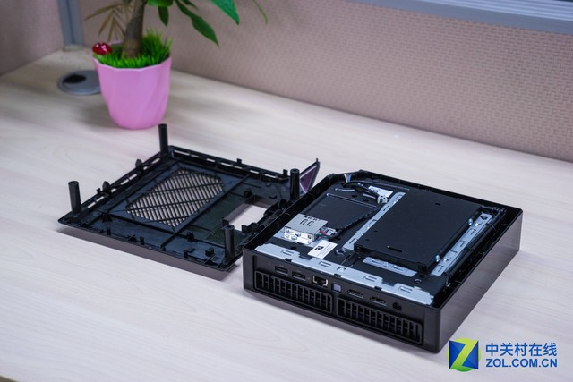 小巧机身内部奥秘 Alienware Alpha拆解