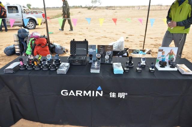 第五届亚沙赛:Garmin与沙友共同征战腾格里