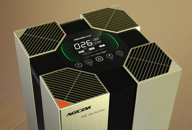 全面保护呼吸健康 艾吉森空气净化器7999元