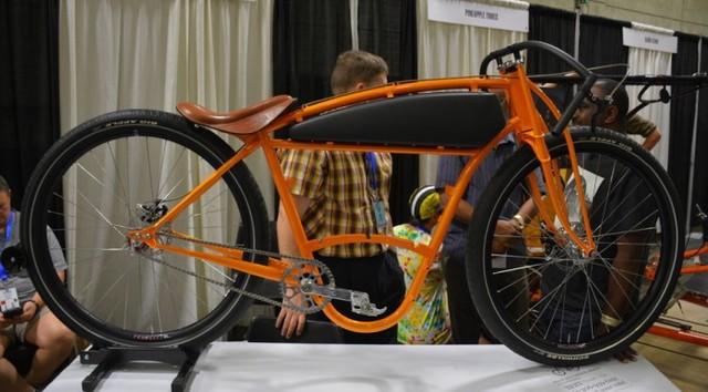 艺术感十足 Maxwell Cycles电动自行车