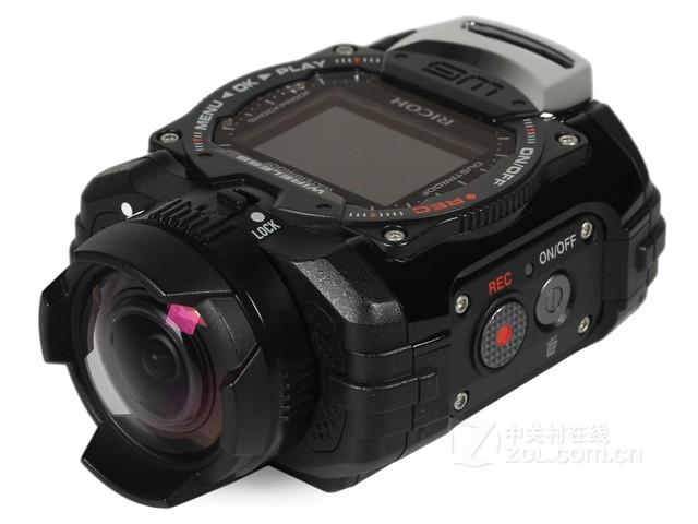 支持4K拍摄 理光将发布WG-M2三防相机