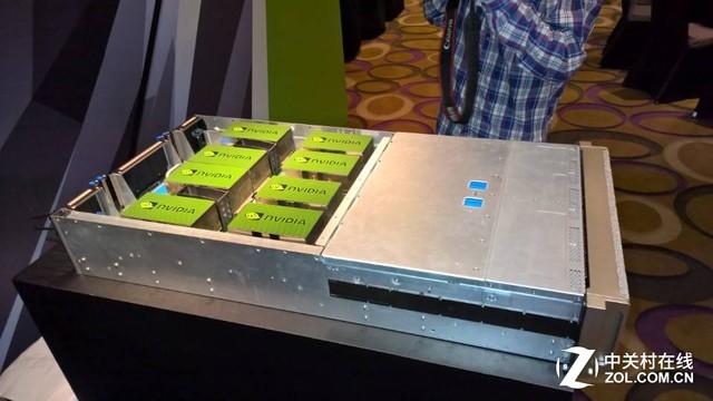 竟价值83万 NVIDIA台北展出DGX-1服务器