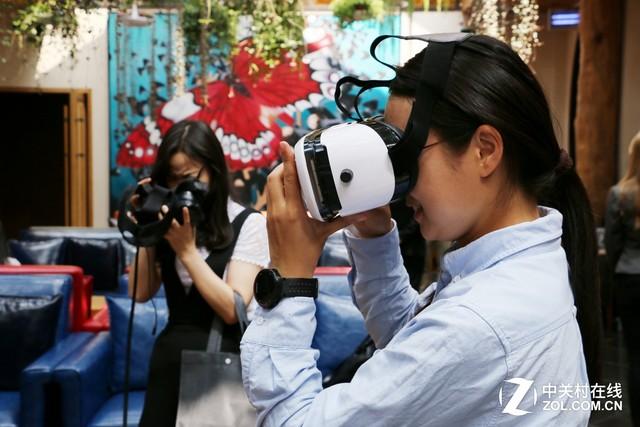 佳能进军VR 携手七维科技共建VR解决方案