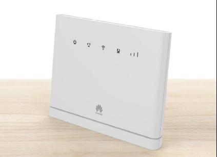 能插卡的路由器 华为4G路由给你新的体验