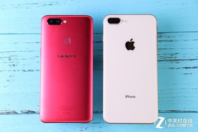 国产翻身之作 OPPO R11s对比iPhone 8 P(审核不发)