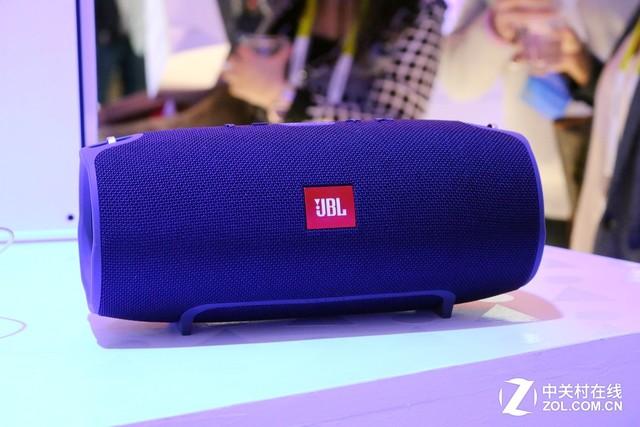更加贴近生活 JBL无线产品CES人气高