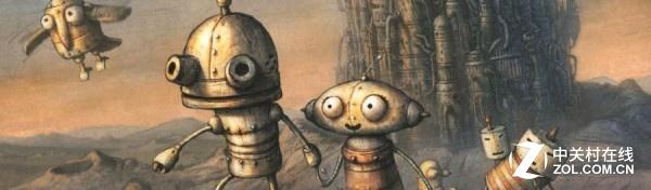 点击冒险游戏《机械迷城》或将登陆PS4