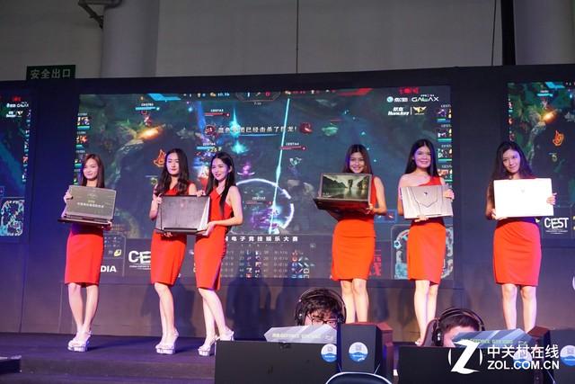 不太一样的NV精英粉丝会 厦门酷玩展