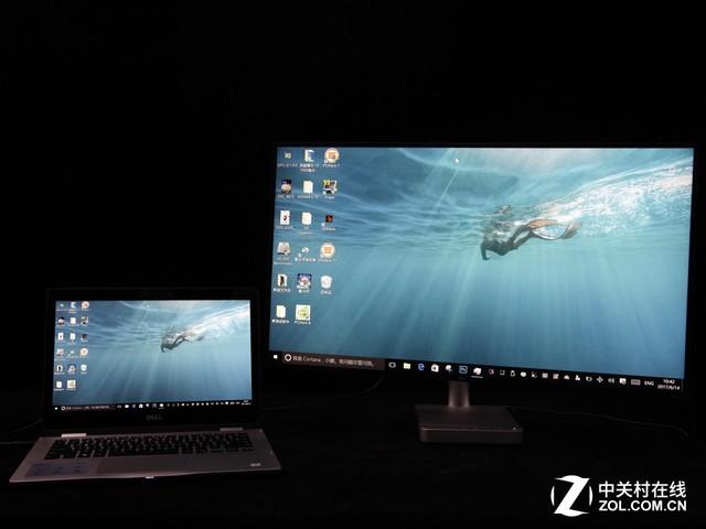 CES2017设计大奖戴尔S2718D评测