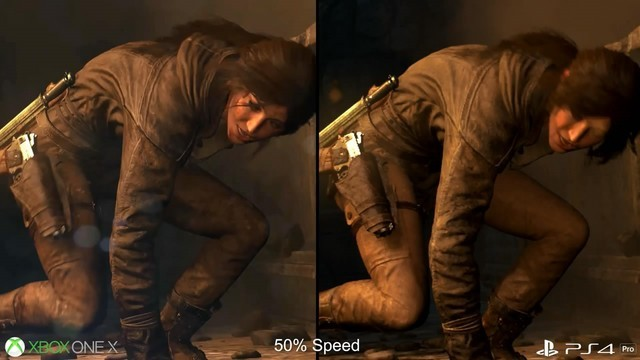 PS4 Pro对比Xbox One X!结果令人尴尬