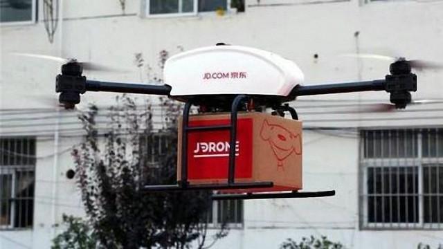京东首秀 打算在南六环试用无人机送货