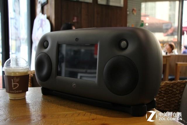 智能多媒体中心 惠威MC-100音箱体验