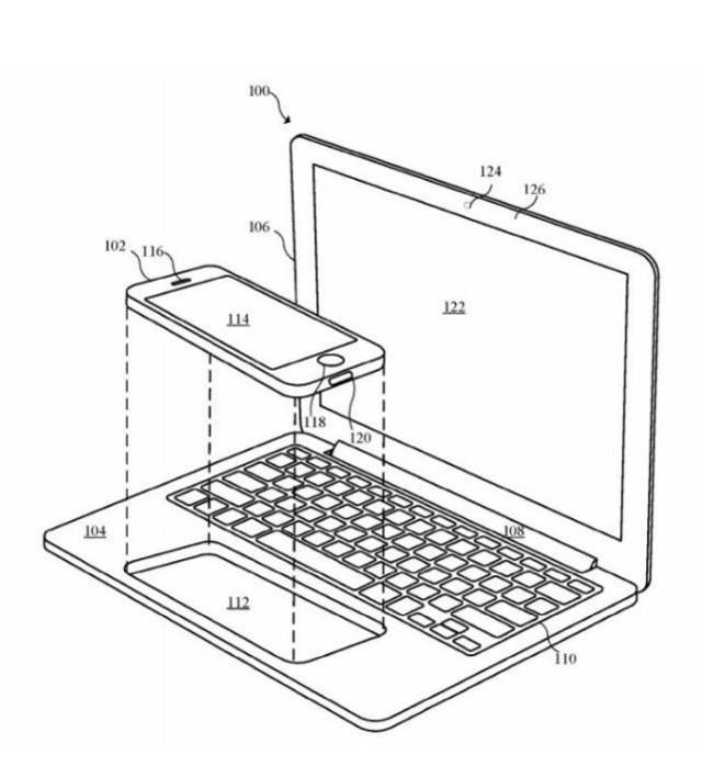 苹果黑科技又来了:这个专利能让iPhone秒变电脑